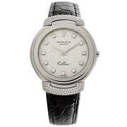 Pre-owned Rolex Platinum Watch