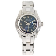 Pre-owned Rolex Watch Oyster Perpetual Lady-Datejust Pearlmaster